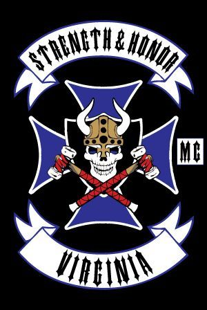 Strength And Honor Motorcycle Club Motorcycle Clubs Biker Logo Biker Clubs