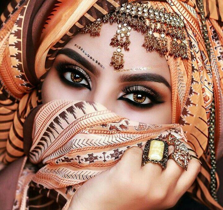 Pin en Woman eyes