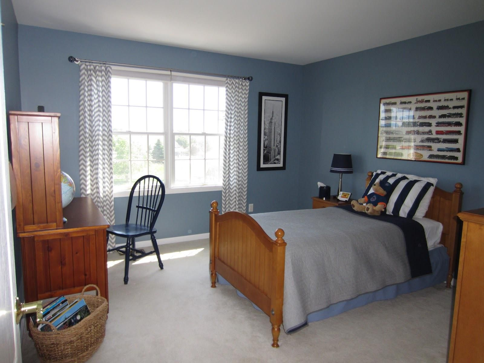 Bright And Crazy Room Color Ideas Make You Feel Good Boys room paint color
