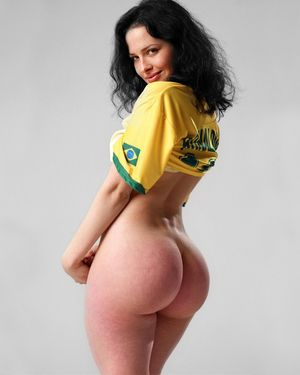 Brazilian big booty photos