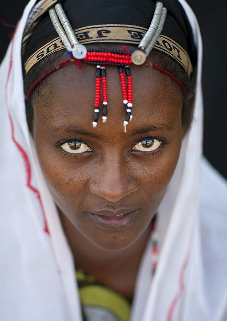 Miss Chukulisa, Gabbra tribe - Kenya by Eric Lafforgue, via Flickr