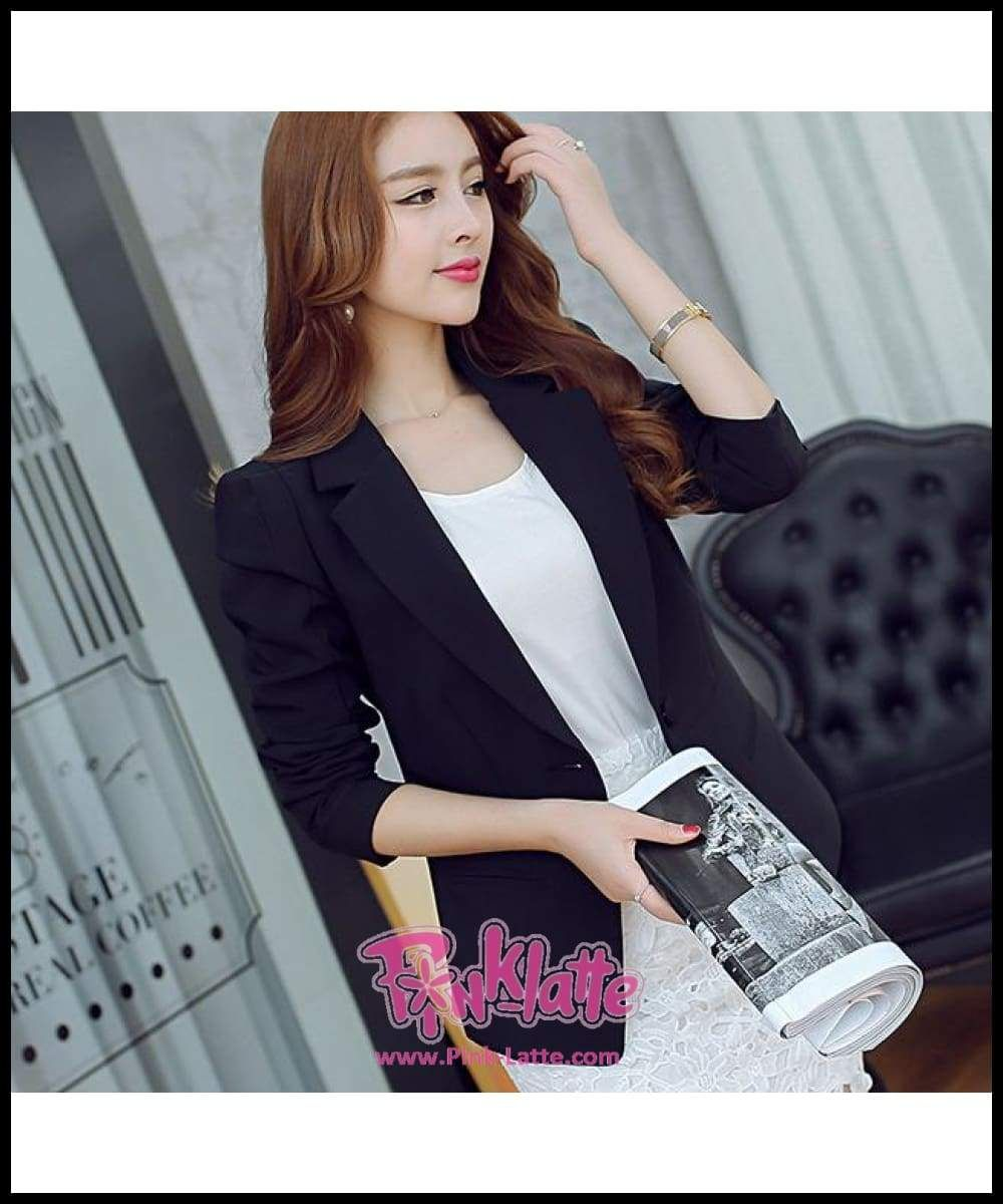1f515556819a New Arrival Spring Autumn Women Jacket Coat fashion Lady Outerwear ...