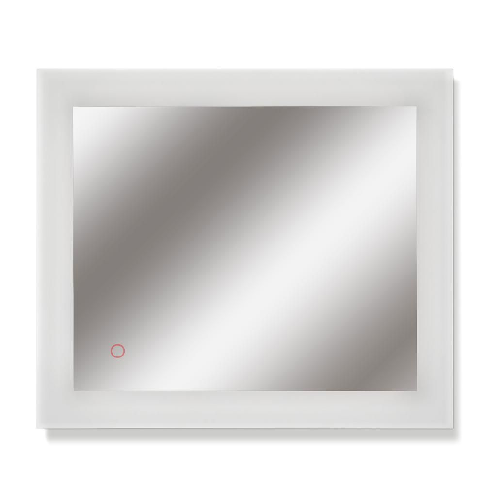 Dyconn Royal 35 In X 60 In Led Wall Mounted Backlit Vanity