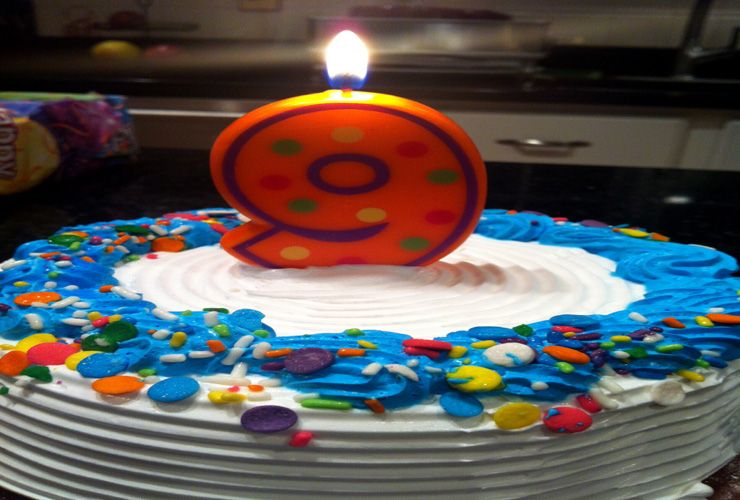 Birthday Cake Ideas For 9 Year Old Boys 11 Cake Top
