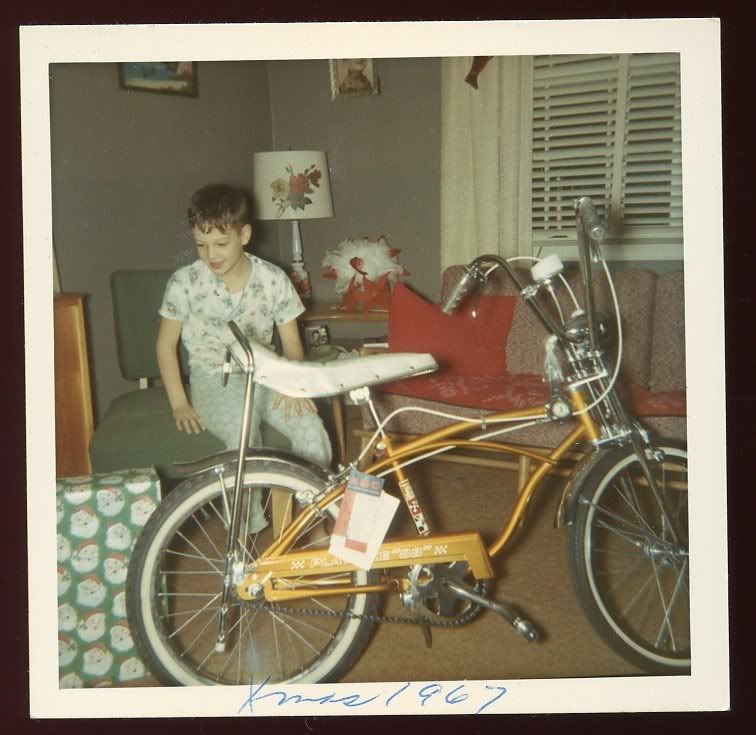 Vintage Bicycle Polaroid Pictures Or The 1950 S 60 S 70 S 80 S