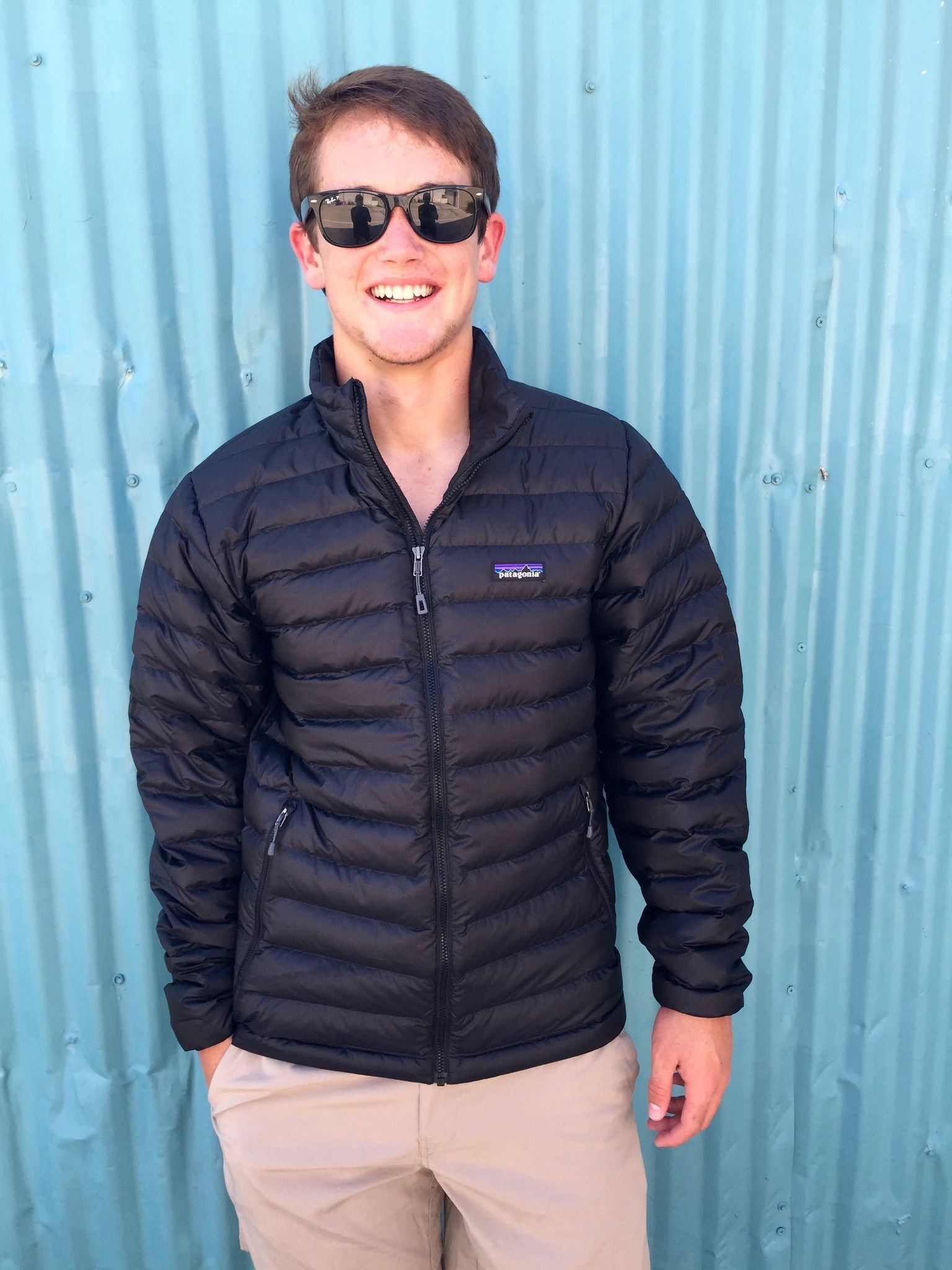 705cdbc06 Patagonia Men's Down Sweater Jacket- Black from Shop Southern Roots ...