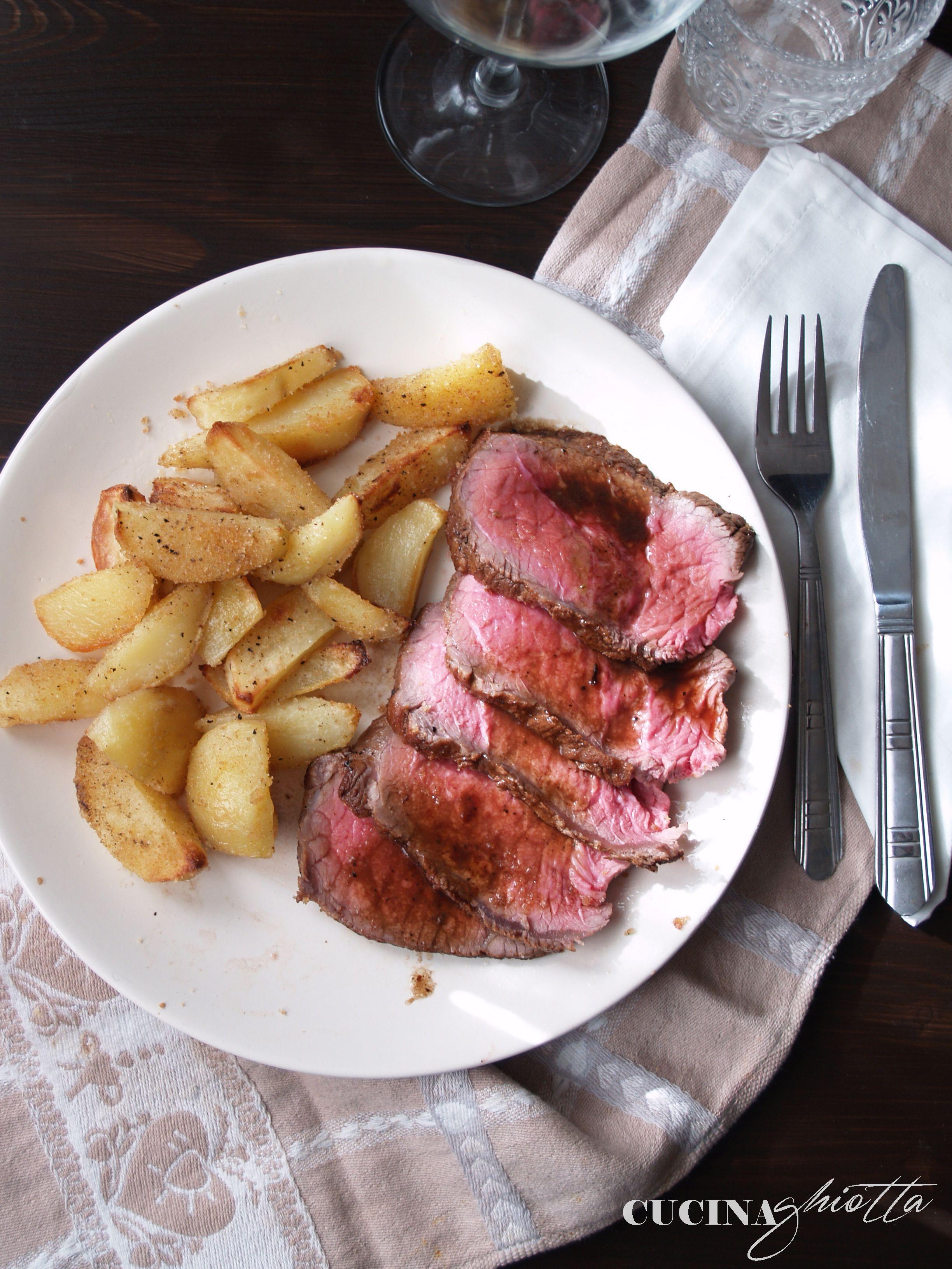 Roast- beef http://www.cucinaghiotta.it/2014/11/roast-beef.html