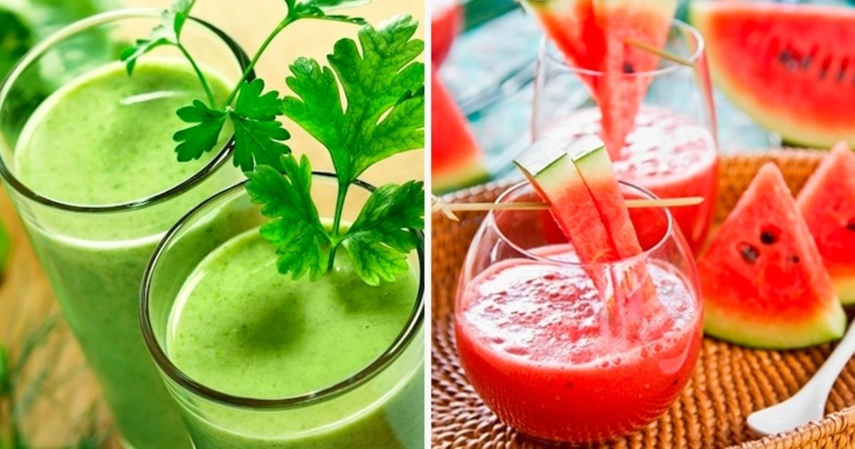 6 Jugos Para Mejorar La Circulación Sanguínea Recetas De Pasta Con Vegetales Jugos Para La Circulacion Alimentos Para La Circulacion