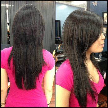 Long Hair With Short Layers On Top Hair Styles Long Hair Styles Long Layered Hair