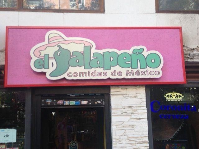 Eljalapeno Madrid Comida Mexicana Sencilla A Muy Buen Precio Y