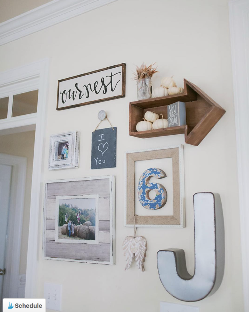 40 Ways to Bring Your Gallery Wall to The Next Level!