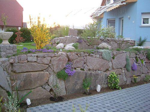 6 fa ons de retenir la terre dans son jardin terre jardin en pente et talus. Black Bedroom Furniture Sets. Home Design Ideas