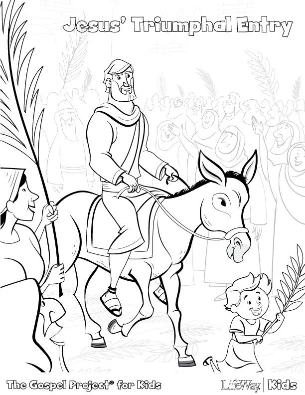 Free Easter Activity Pages Easter Sunday School Palm Sunday Bible Coloring Pages