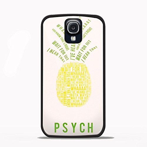 psych pinapple quotes design gno for samsung s4 black cas http rh pinterest com amazon co uk ref gno logo https smile amazon ref gno logo
