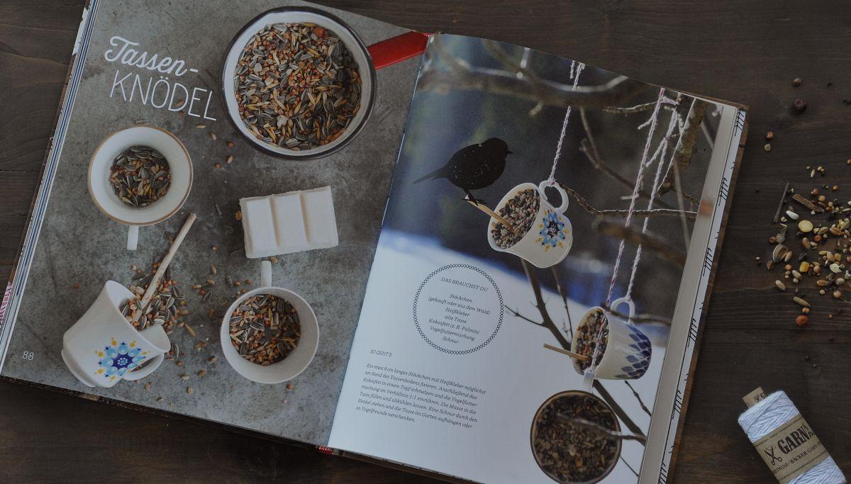 Diese Tassenknödel habe ichin dem wunderschönen Buch #Advent Advent von www.lizandjewels.comgefunden. Gerade jetzt brauchen unsere gefiederten Freunde der Luft unsere Unterstützung! Kreativ und ...