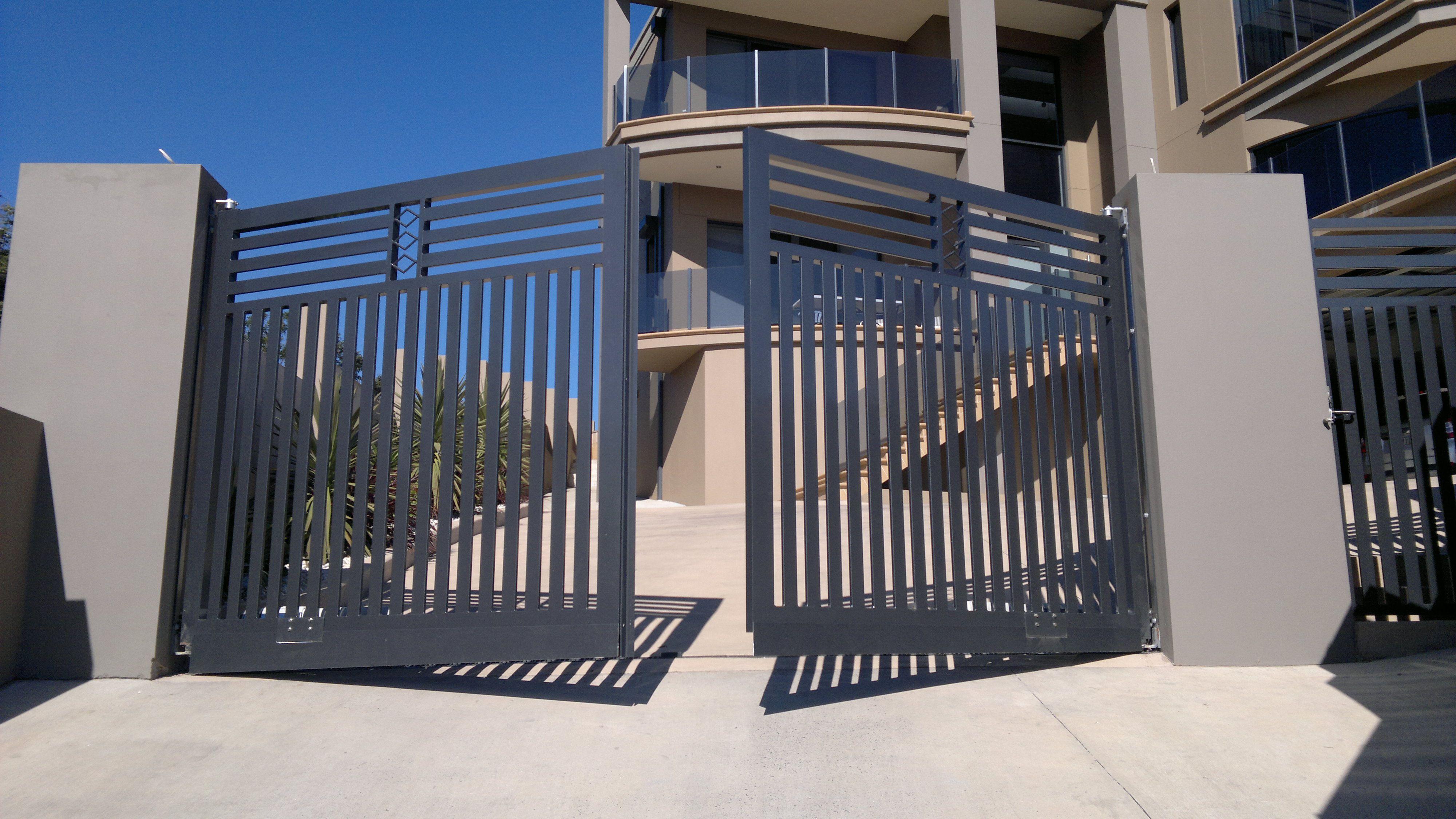 No 7 - M/C design | Gates | Pinterest | Gates, Modern contemporary ... for Contemporary Modern Gate Designs  183qdu