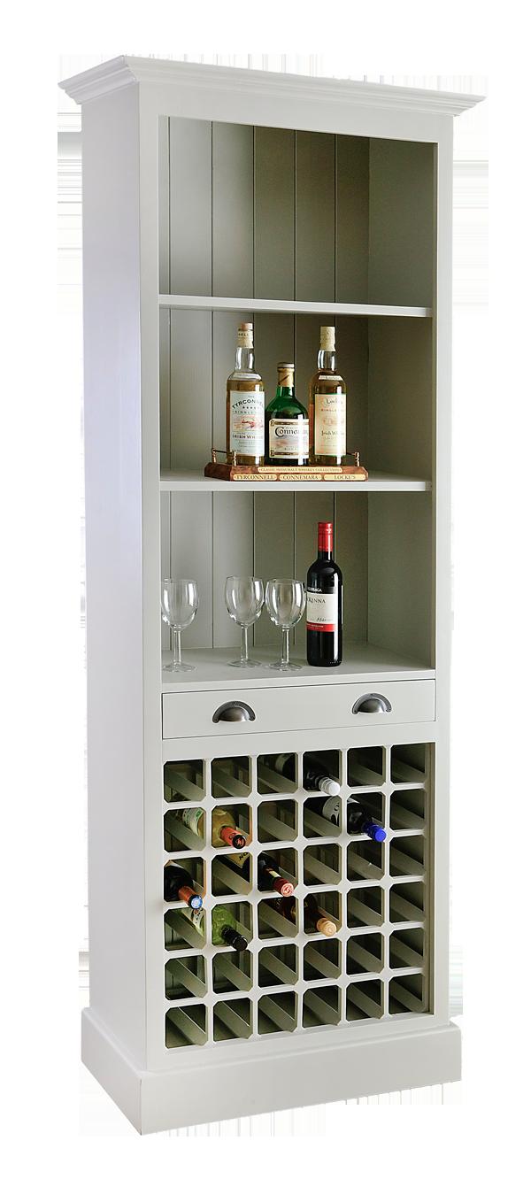 Wine Rack Painted Racks Cabinet Display Unit