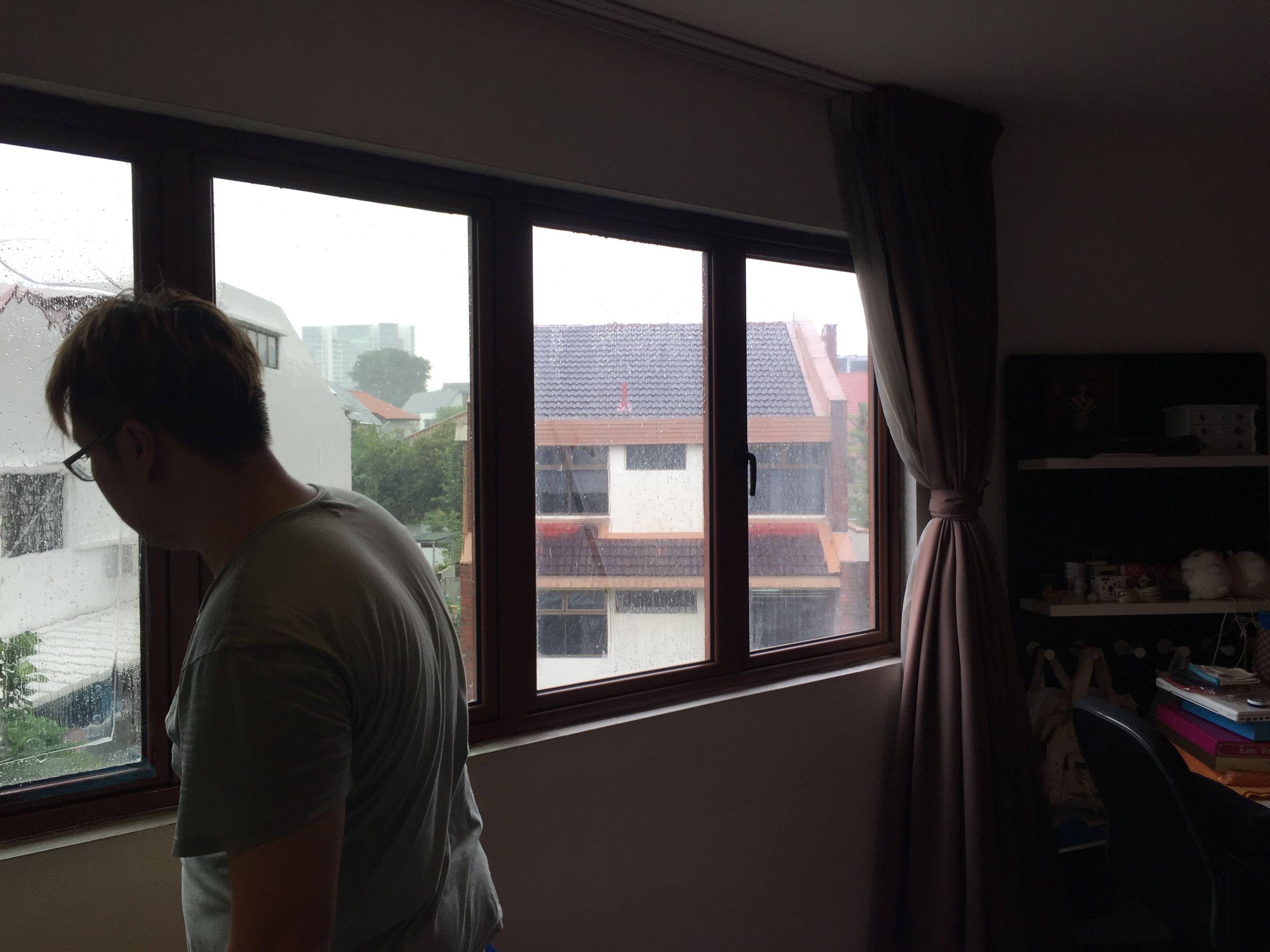 Reflect Away The Heat How Window Film House Windows