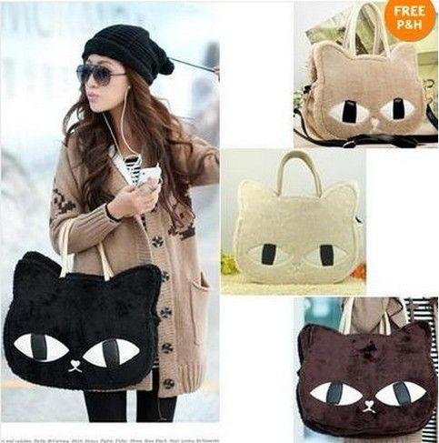 Bolso Gato / Cat Neko Bag WH124 on Storenvy