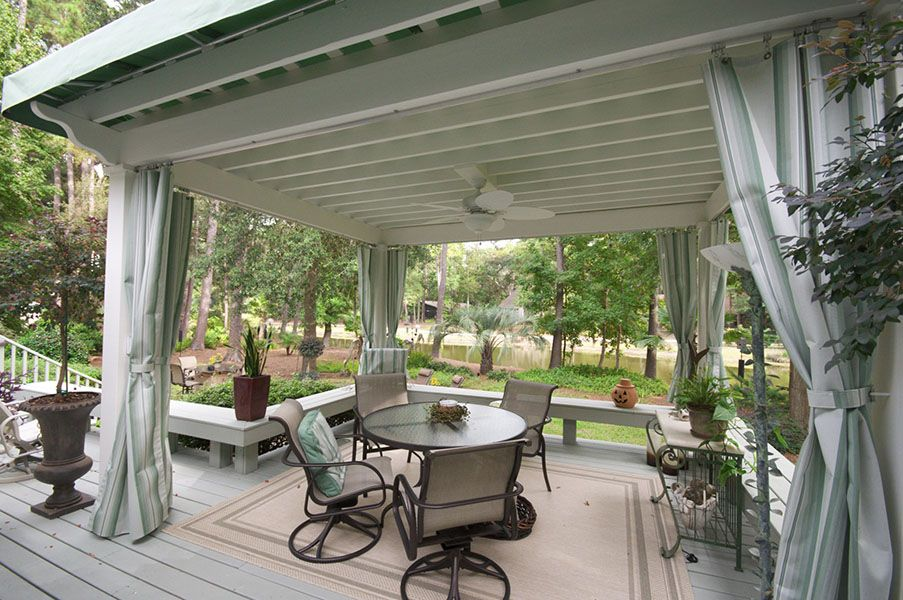 Awnings | Retractable Awnings | Canopy | Naples homes for ...