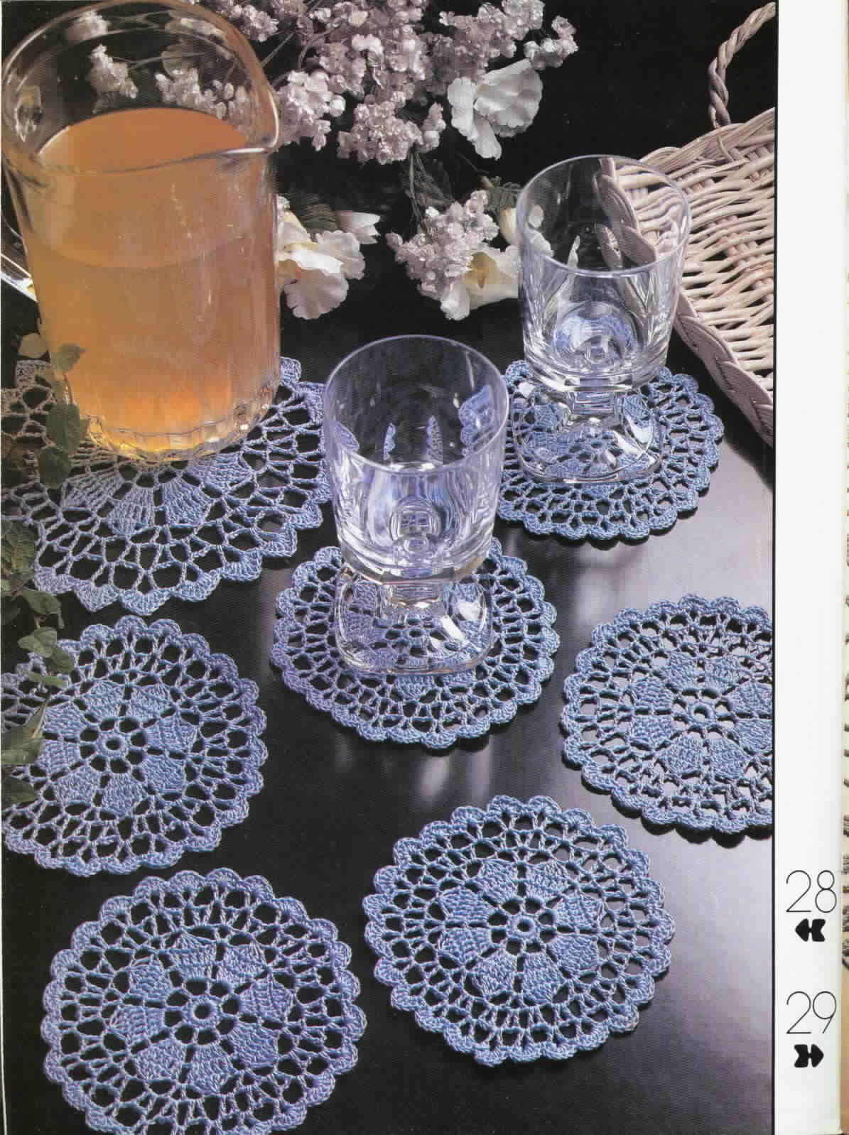 Pin von La Nonna Tejidos Artesanales auf Carpetas crochet | Pinterest