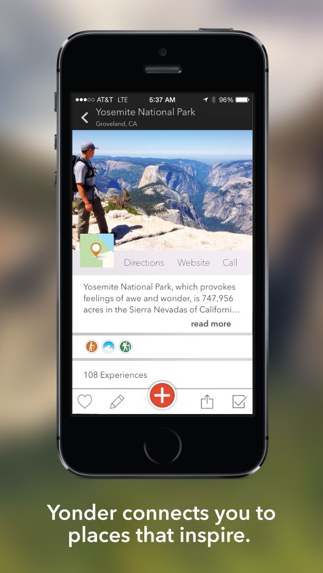 Yonder App Want To Go On A Hike Maybe Kayaking How About Rock Climbing Simply Launch Yonder Outdoors Adventure Kayaking Yosemite National Park