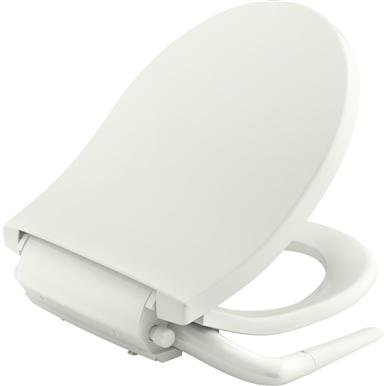 Kohler Puretide Round Soft Close Cleansing Toilet Seat Biscuit