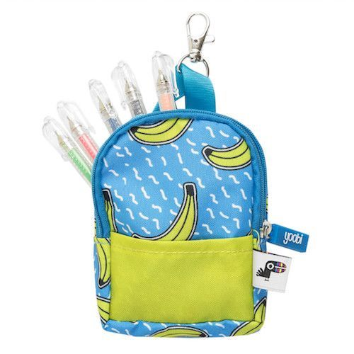 2b448ac8d6 Mini Backpack Coin Purse Keychain - Goin  Bananas