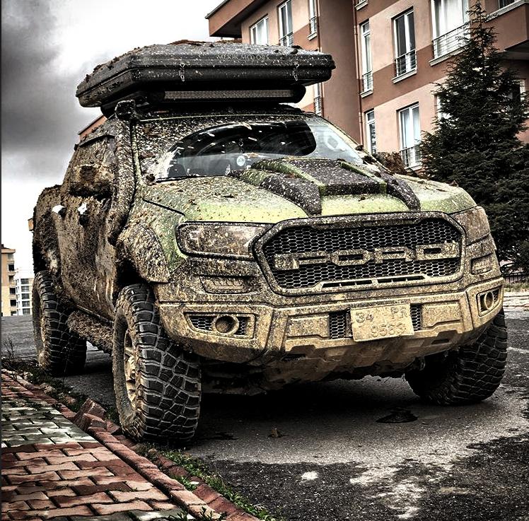 Pin Von Andres Auf Trucks In 2020 Mit Bildern Ford Ranger Xlt