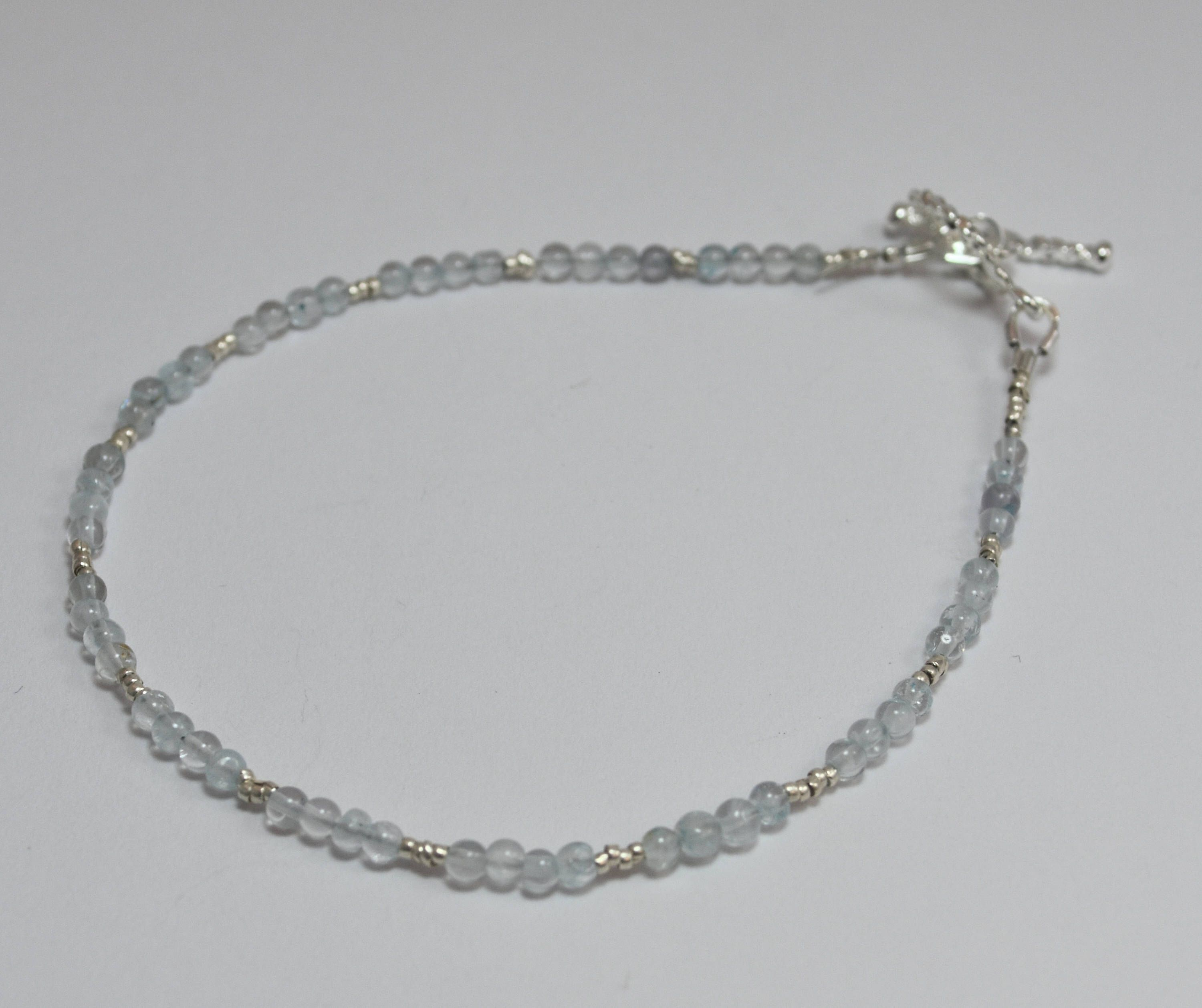 style quartz aquamarine pin apatite thai blue hill tribe anklet bracelet karen london silver beaded sundance moonstone
