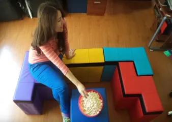 Tetraseats Furniture Storage Tetris Game Homedesign