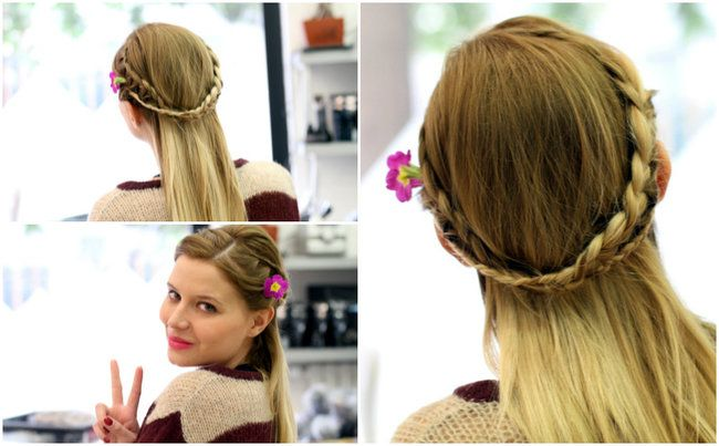 Hairstyle 1 Hawaiian Braids Hawaiian Hairstyles Braids For Short Hair Hairstyle
