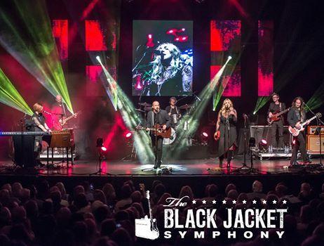 Black jacket symphony dave anderson
