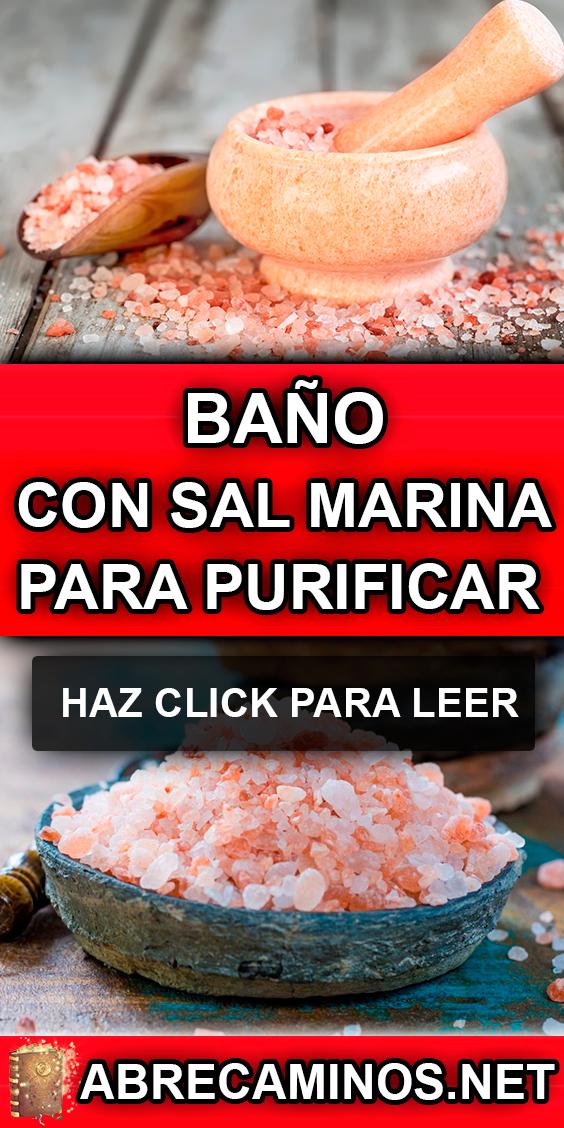 Como Hacer Un Baño Con Sal Para Purificar Limpieza De Malas Energias Malas Energias Sal