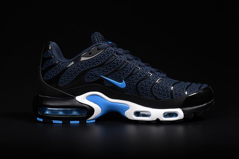 sports shoes 6a7d4 9cd7c Men Nike Air Max Plus TN Ultra Navy Blue Obsidian White ...