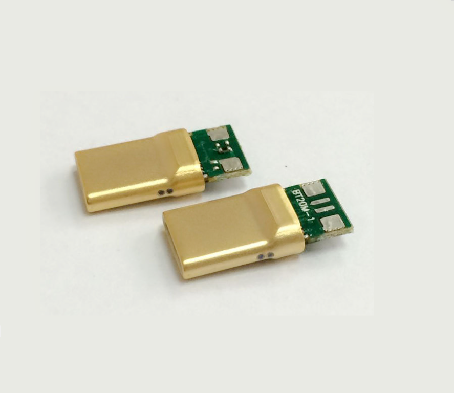 readymade goods usb 3.1 typec male connector drawing