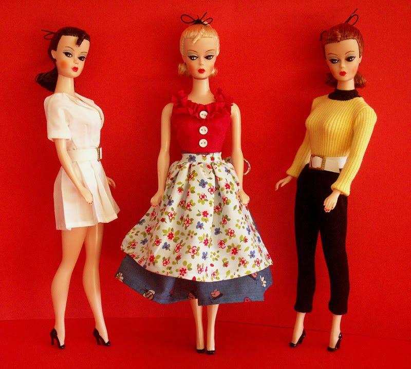 La poupée Barbie
