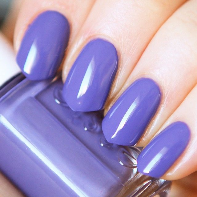 Essie Suite Retreat. More purple irl. #essie #essieresort #suiteretreat #instanails…