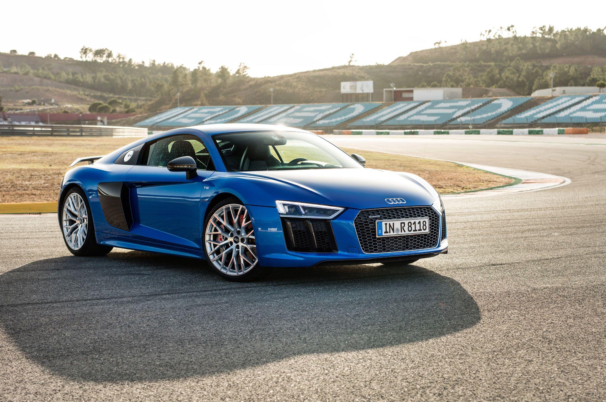 Audirvplusfrontthreequarter Greatest Car - Audi car r8 price