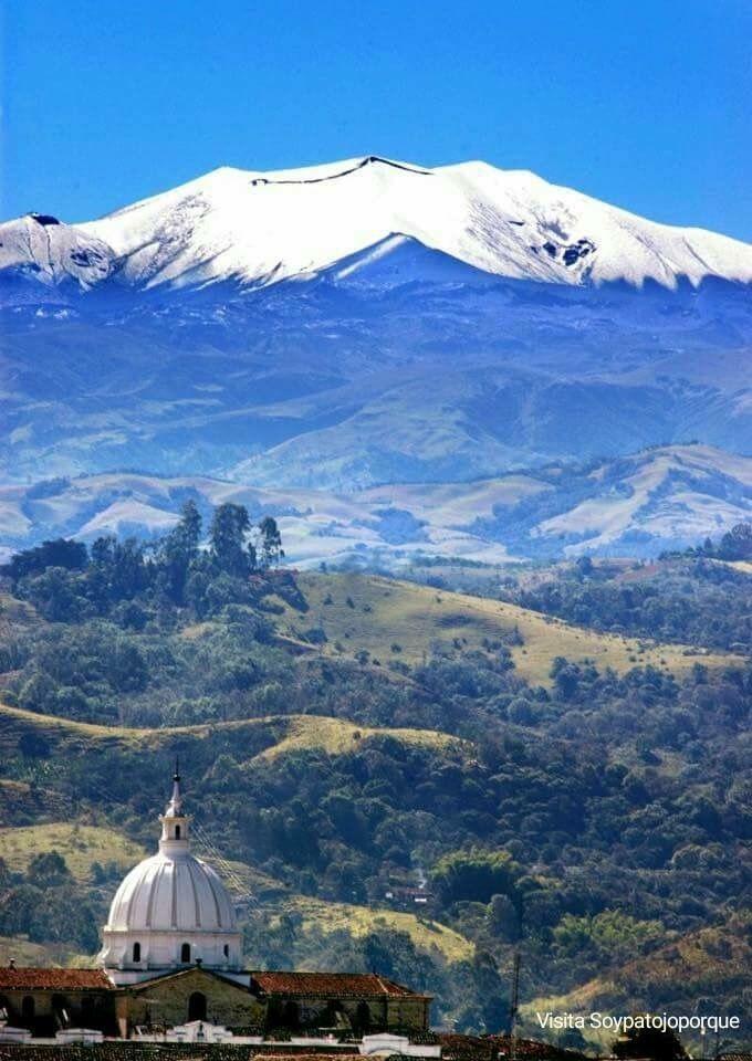 Popayan Colombia Colombia Viajes Paisajes