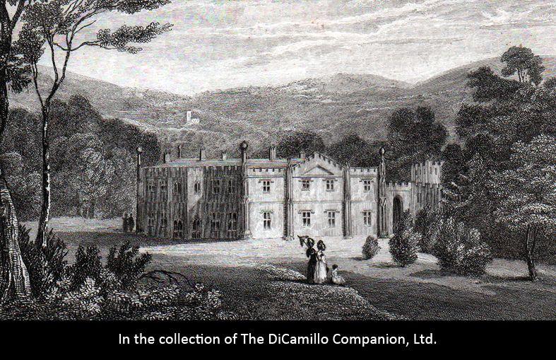 The DiCamillo Companion - Hawkesyard Hall (Spode House), Staffordshire