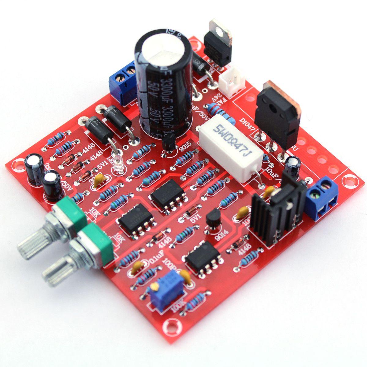 030V 2mA 3A Adjustable DC Regulated Power Supply DIY