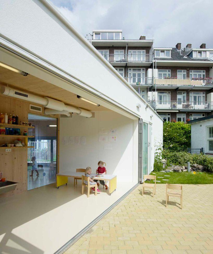 NEXT architects creates a sensory daycare that mimics the ...