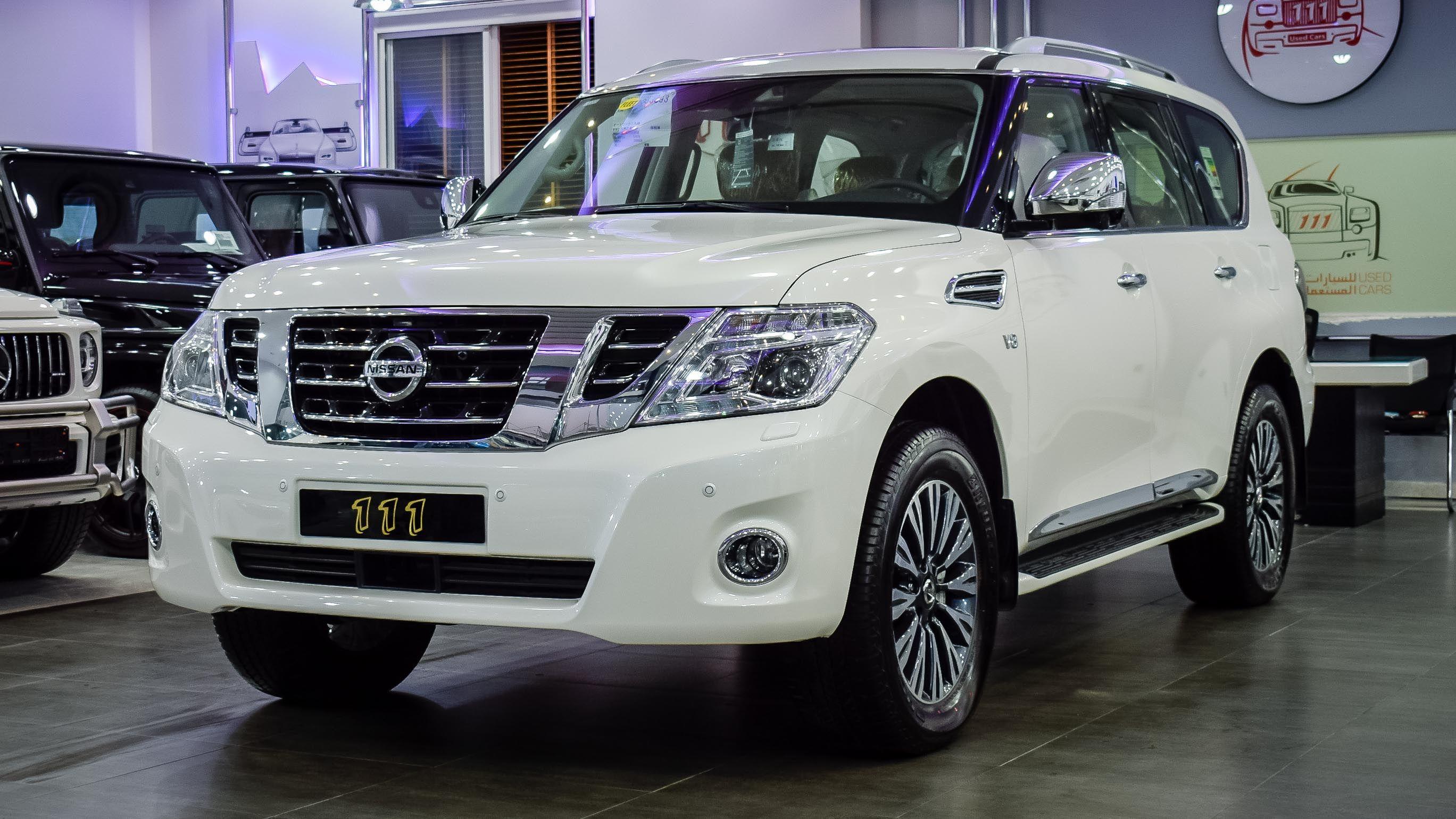 2018 Nissan Patrol Platinum Vvel Dig Gcc Specs Warranty Nissan Patrol Nissan Car