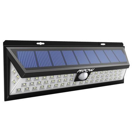 Achat Lampe solaire 54 LED d éxtérieur puissante Vente lampe de