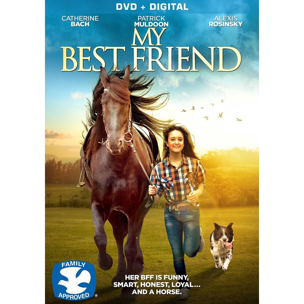 My Best Friend Dvd In 2020 Best Friends Movie Horse Movies Dog Movies