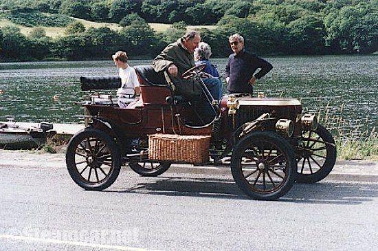 Stanley 1907 Model EX 10 HP