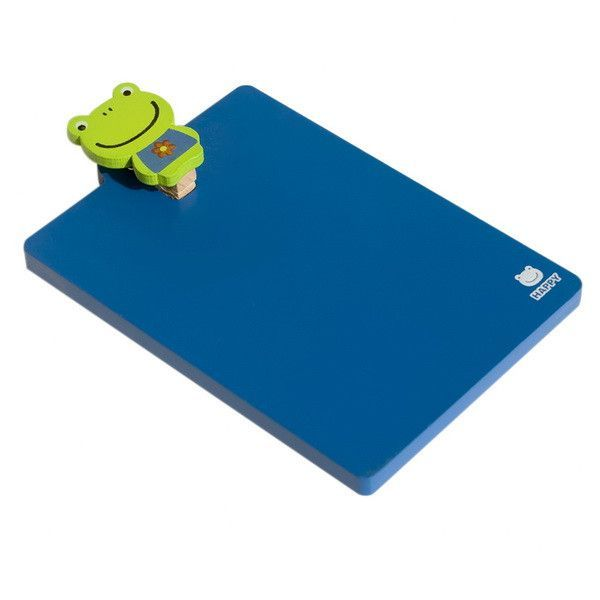 [Lovely Frog] - Refrigerator Magnet clip / Magnetic Clipboard