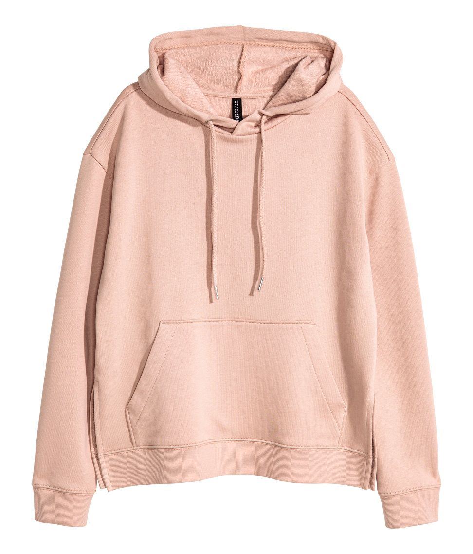 bd58343470b1fc Hooded Sweatshirt | Warm in H&M | H&M STAY WARM | Fashion, Outfits ...