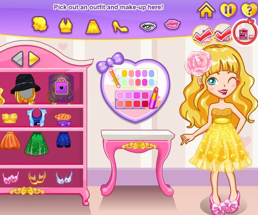Fashion Games - Free online Games for Girls - m 43